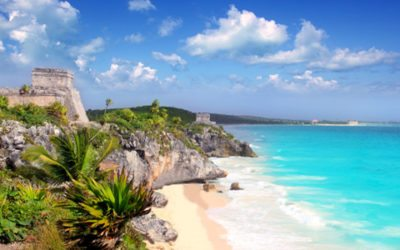 Body Electronics On The Beautiful Emerald Coast Of The Yucatan Peninsula, Mexico April 2 – April 9, 2018