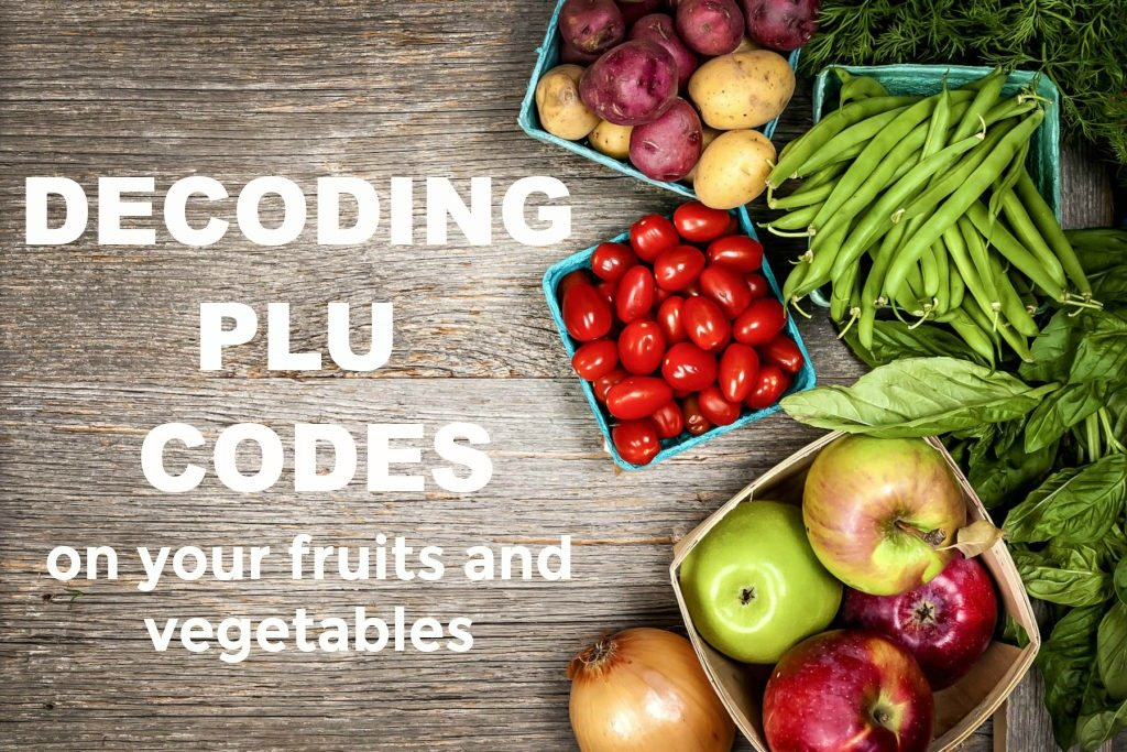 Decoding PLU Codes